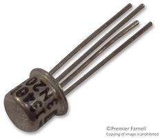 N-mosfet dual gate 15v 70ma 9ghz to18-4pins