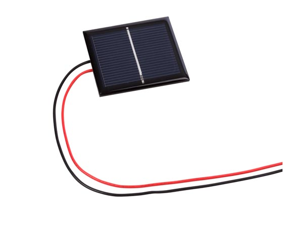 Cellule solaire 0.5v 400ma