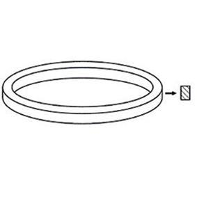 Courroie plate d 75 x 0.6 x 2.8mm -