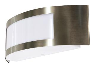 Applique murale  interieur / exterieur pur lampe a led e27 ip44 318x100x90mm