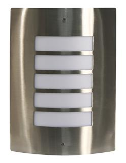 Applique murale  interieur / exterieur pur lampe a led e27 ip44 239x230x90mm