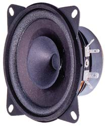 Large bande 10cm 8ohm 30w 86db 95-22000hz