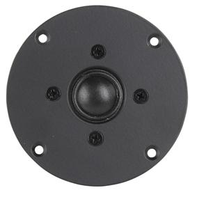 Tweeter dome 8ohm 20mm 120w 88db visaton