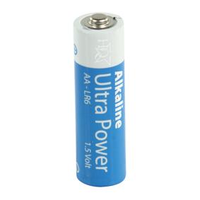 Alkaline 1.5 v aa battery