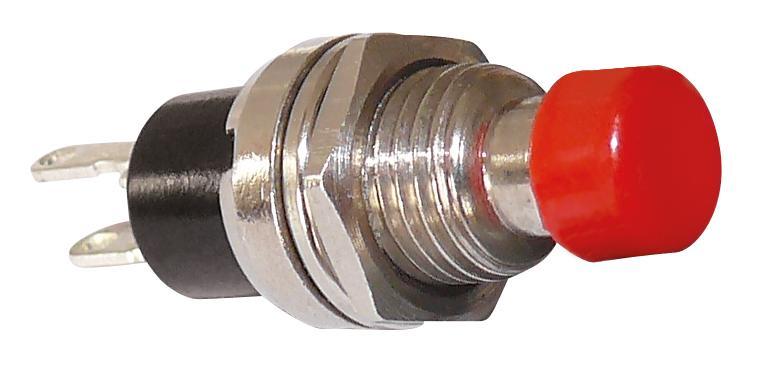 Métal Interrupteur à clé circuit 1 0.5 A 250 V OFF-ON-OFF 2 Touches