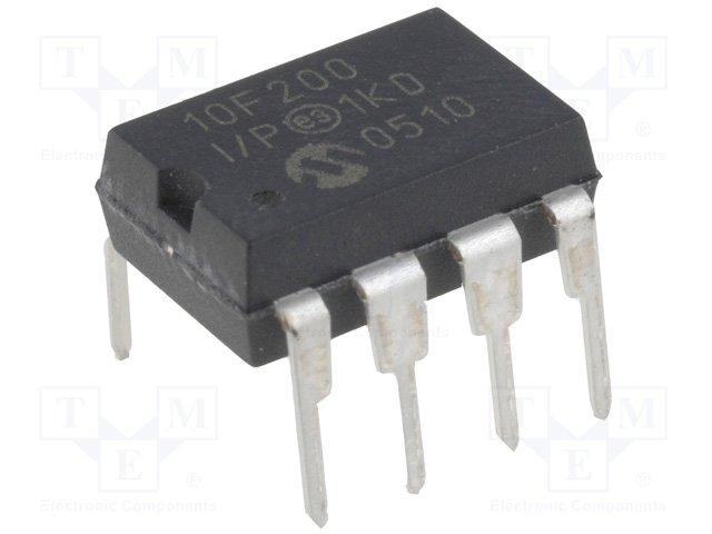 Driver; high-/low-side switch, commande de ports; 290÷600ma dip8