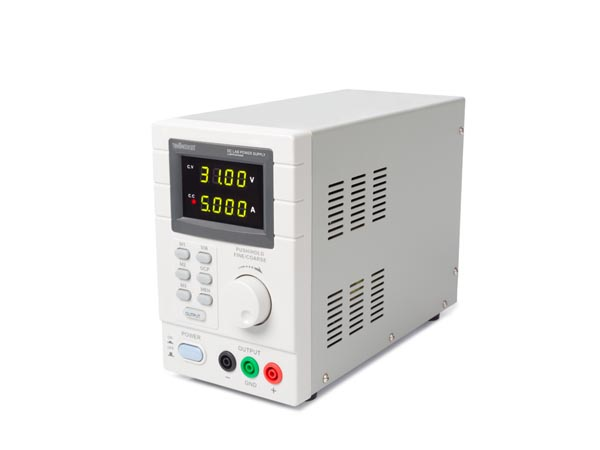 Alim. 0-30 vcc 5 a max. - avec interface usb 2.0 - programmable