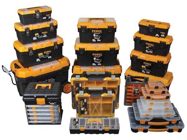 Boîte à outils Plastique boîte à outils boîte à outils 510 X 290 x 280 mm