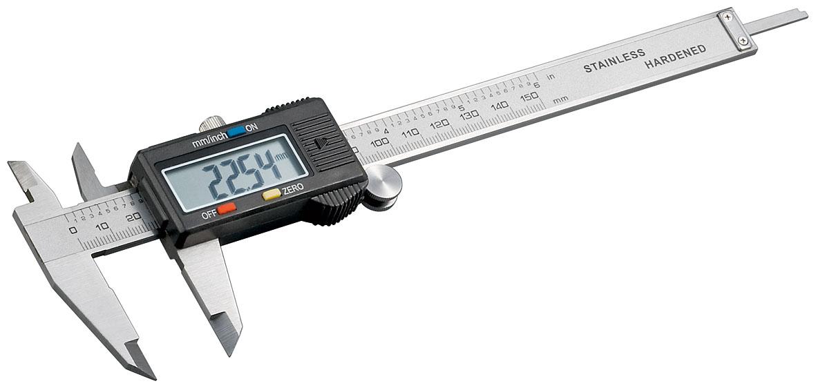 0.01mm 150mm COFFRET PIED A COULISSE LCD AFFICHAGE NUMERIQUE GRAND FORMAT