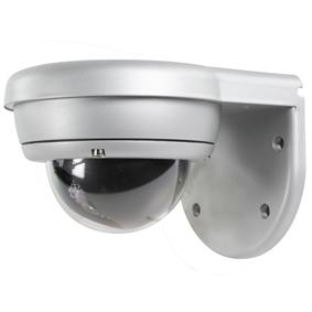 Camera dome cctv couleur avec led ir könig