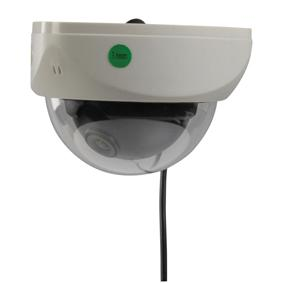 Mini camera dome cctv couleur könig