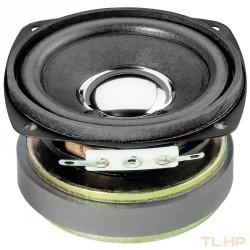 Large bande 78x78mm - 8 ohms 40w 88db