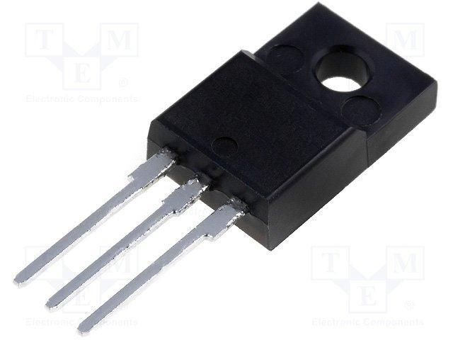 N-mosfet, spa11n80c3, canal-n, 11 a 800 v pg-to-220-3, 3 broches