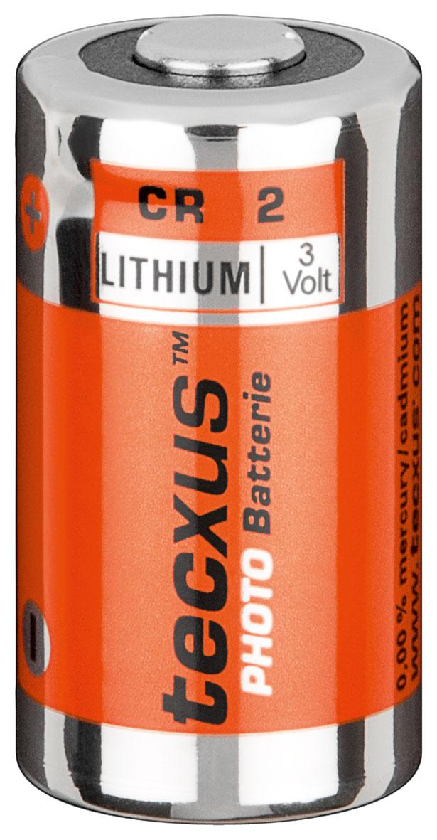 Pile cylindrique lithium 3v 750ma (15.6 x 27mm) cr2