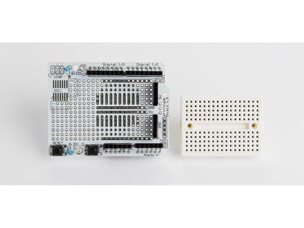 Platine d/'Expérimentation Petite Plaque d/'Essai Carte de Circuit SYB-170