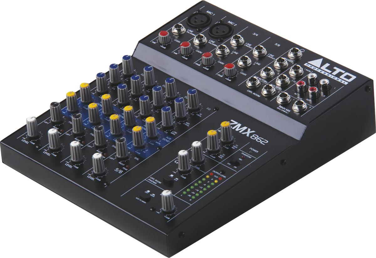 Mixeur compact 6 canaux